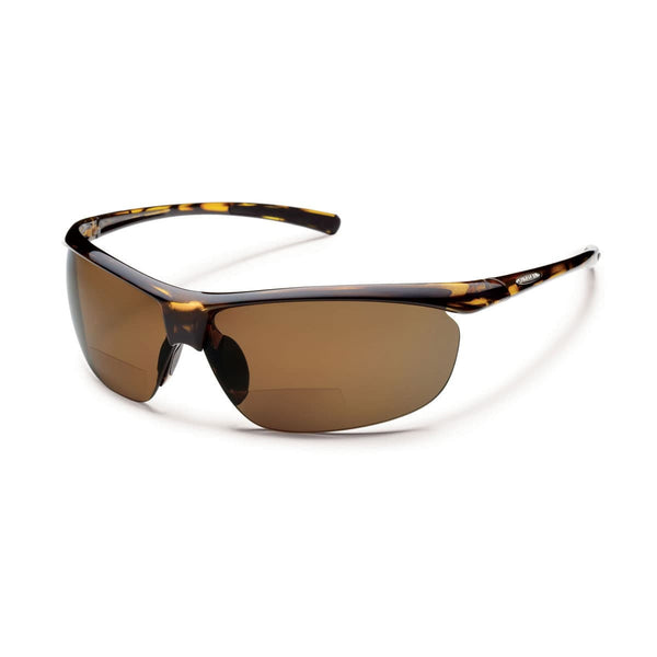 ZEPHYR 2.00 TORTOISE FRAME WITH BROWN POLARIZED POLYCARBONATE LENS Eyewear/Accessories Suncloud - Hook 1 Outfitters/Kayak Fishing Gear