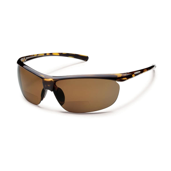ZEPHYR 2.50 TORTOISE FRAME WITH BROWN POLARIZED POLYCARBONATE LENS Eyewear/Accessories Suncloud - Hook 1 Outfitters/Kayak Fishing Gear