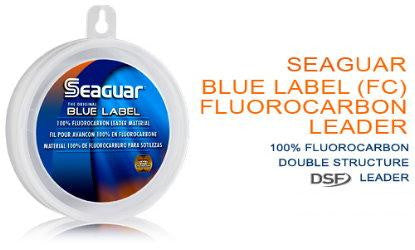 Seaguar Fluorocarbon Leader  Line - Leader Seaguar - Hook 1 Outfitters/Kayak Fishing Gear