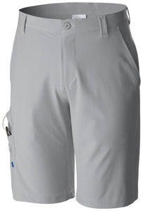 MEN'S PFG TERMINAL TACKLE™ SHORT Black, Gulf Str / 30 / 10 Bottoms Columbia - Hook 1 Outfitters/Kayak Fishing Gear