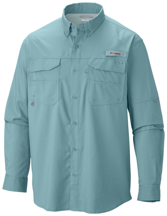 MEN'S PFG BLOOD AND GUTS™ III LONG SLEEVE WOVEN SHIRT - CLOSEOUT  Tops Columbia - Hook 1 Outfitters/Kayak Fishing Gear