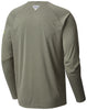 Terminal Tackle™ Heather LS Shirt  Tops Columbia - Hook 1 Outfitters/Kayak Fishing Gear