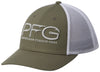 PFG MESH SNAP BACK™ BALL CAP CYPRESS / PFG HOOK  Hats Columbia - Hook 1 Outfitters/Kayak Fishing Gear