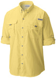 Men's Bahama™ II Long Sleeve Shirt Sunlit / S Tops Columbia - Hook 1 Outfitters/Kayak Fishing Gear