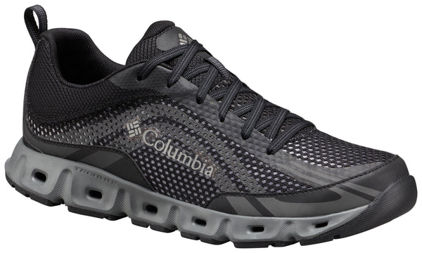 MEN'S DRAINMAKER™ IV Black / 8 Footwear Columbia - Hook 1 Outfitters/Kayak Fishing Gear
