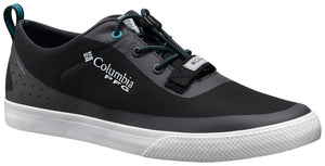 Columbia Men's DORADO™ CVO PFG Black, Emerald / 9 Footwear Columbia - Hook 1 Outfitters/Kayak Fishing Gear
