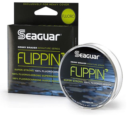 Seaguar Flippin Fluorocarbon  Line - Mono Seaguar - Hook 1 Outfitters/Kayak Fishing Gear