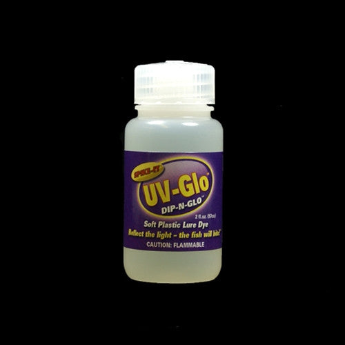 Spike-It Uv-Glo Dip - 2Oz Uv-Glo  Lures - Attractants/Accessor Spike-It - Hook 1 Outfitters/Kayak Fishing Gear