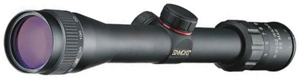 Simmons 22-Mag Scope - 3-9X32 Matte W/Rings  Optics Simmons - Hook 1 Outfitters/Kayak Fishing Gear