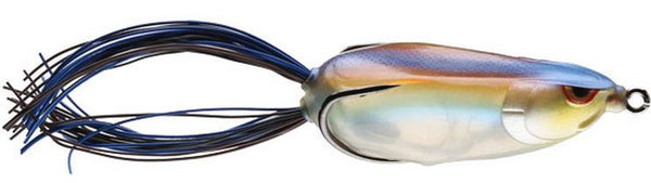 Spro Bronzeye Shad 65 - 1/2Oz Blue Back Herring  Lures - Soft Plastics Spro - Hook 1 Outfitters/Kayak Fishing Gear