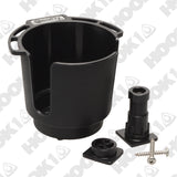Scotty Portable Drink Holder #311  Fishing Accessories Scotty - Hook 1 Outfitters/Kayak Fishing Gear