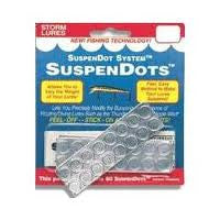 Storm Suspending Dots - 80/Pk  Lures - Attractants/Accessor Storm - Hook 1 Outfitters/Kayak Fishing Gear