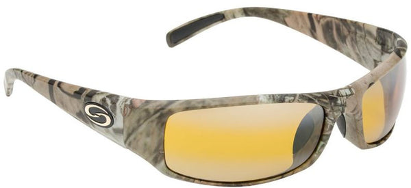 Strike King Polorized Sunglass - S11 Okeechobee Mo Camo/Cloudy  Eyewear/Accessories Strike King - Hook 1 Outfitters/Kayak Fishing Gear