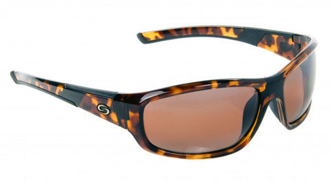 Strike King Polorized Sunglass - S11 Tort/Amber
