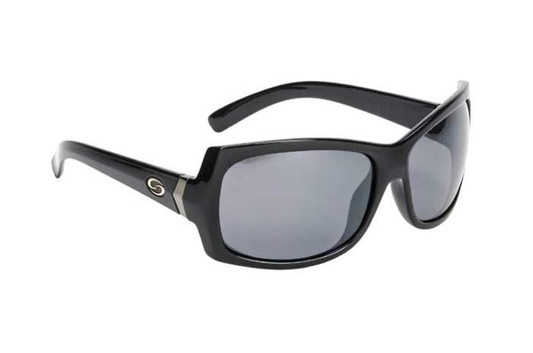 Strike King Polorized Sunglass - S11 Blk Chrm/Gray  Eyewear/Accessories Strike King - Hook 1 Outfitters/Kayak Fishing Gear