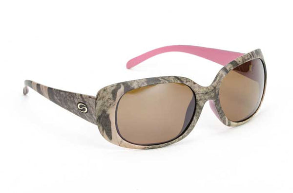 Strike King Polorized Sunglass - S11 Mo Camo/Amber  Eyewear/Accessories Strike King - Hook 1 Outfitters/Kayak Fishing Gear