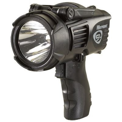 Streamlight Spotlight - Waypoint Blk 210-Lum 115K-Cp  Lights/Batteries Streamlight - Hook 1 Outfitters/Kayak Fishing Gear