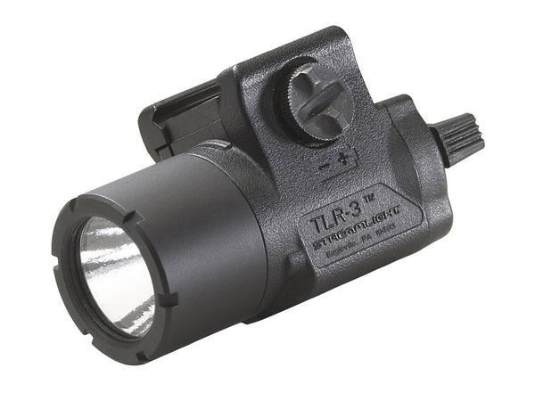 Streamlight Tactical Light - Tlr-3 For Compacts W/Batteries