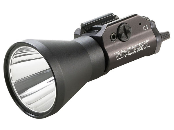 Streamlight Tactical Light - Tlr-1 Game Spotter W/Remote  Lights/Batteries Streamlight - Hook 1 Outfitters/Kayak Fishing Gear