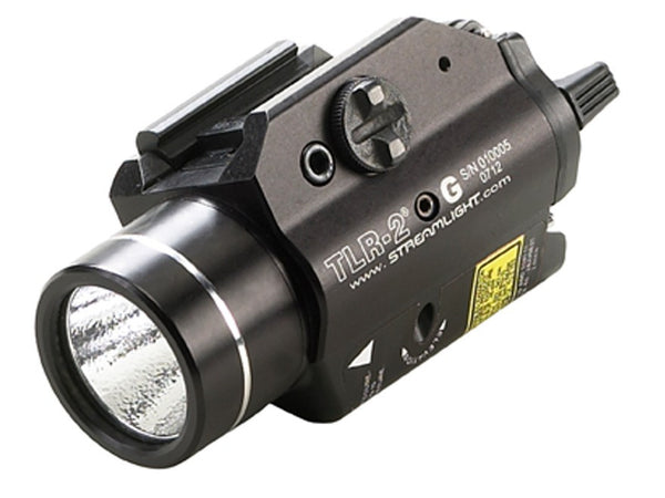 Streamlight Tactical Light - Tlr-2G Led & Green Laser Sight