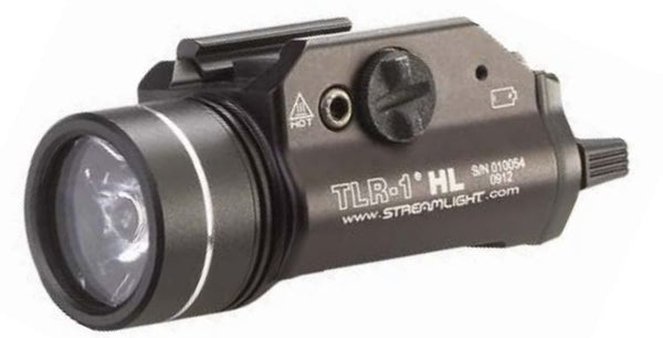 Streamlight Tactical Light - Tlr-1 Hl Led  Lights/Batteries Streamlight - Hook 1 Outfitters/Kayak Fishing Gear
