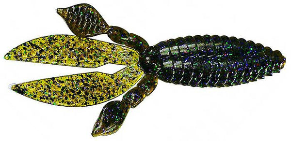 Strike King Kvd Rodent - 3In 8Bg Candy Craw  Lures - Soft Plastics Strike King - Hook 1 Outfitters/Kayak Fishing Gear