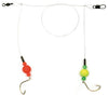 Sea Striker Spot/Pompano Rig - Circle Hook - #2 Red/Yel Flts