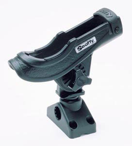 Scotty Baitcaster #280  Rod Holder Scotty - Hook 1 Outfitters/Kayak Fishing Gear