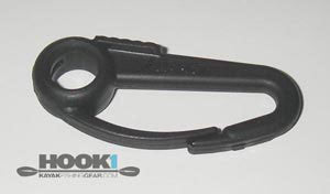 Snap Hook (Scotty no.590)  Hardware & Small Parts Other - Hook 1 Outfitters/Kayak Fishing Gear