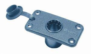 Scotty Flush Deck Mount #244  Scotty Mounts Scotty - Hook 1 Outfitters/Kayak Fishing Gear