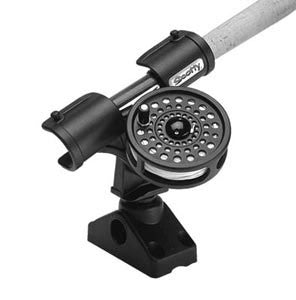 Scotty Fly Rod Holder #265  Rod Holder Scotty - Hook 1 Outfitters/Kayak Fishing Gear