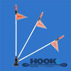 Scotty Drop Down Sea Light #828  Lights and Lighting Scotty - Hook 1 Outfitters/Kayak Fishing Gear