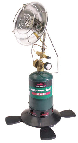 Texsport Propane Heater - 2890 Btus  Camping Texsport - Hook 1 Outfitters/Kayak Fishing Gear