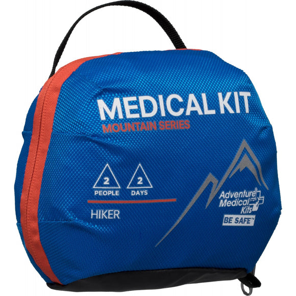 Mountain, Hiker  First Aid Adventure Medical Kit - Hook 1 Outfitters/Kayak Fishing Gear
