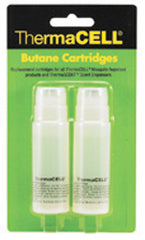 Thermacell Repellent Refills - Butane 2/Pack