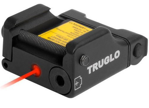 Truglo Laser Sight - Micro-Tac Red  Optics Truglo - Hook 1 Outfitters/Kayak Fishing Gear