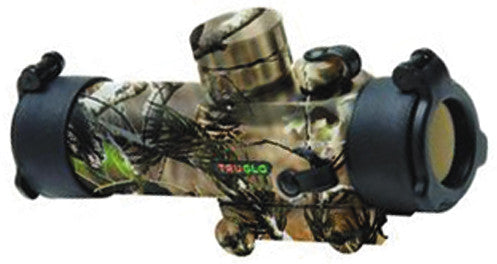 Truglo Red-Dot Sight - Camo 30Mm Gbl-Stopper  Optics Truglo - Hook 1 Outfitters/Kayak Fishing Gear