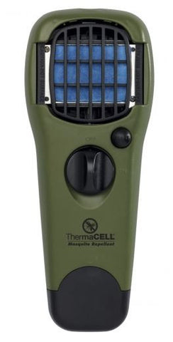 Thermacell Insect Repellent - Olive Appliance +2 Tr1 Refills