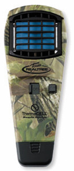 Thermacell Insect Repellent - Realtree Appliance W/1 Tr1  Camping Thermacell - Hook 1 Outfitters/Kayak Fishing Gear