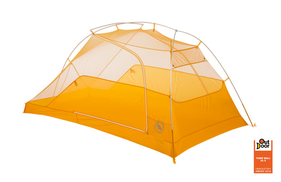 Tiger Wall UL2  Tents Big Agnes - Hook 1 Outfitters/Kayak Fishing Gear