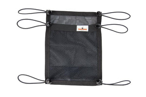 "TackleWebs - 12"" x 16"" BLACK Suspending Storage Bags  Storage TackleWebs - Hook 1 Outfitters/Kayak Fishing Gear"