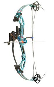"Tidal Wave Bowfishing Package, Right, Reaper, 30"" 40#  Bowfishing Tidal Wave - Hook 1 Outfitters/Kayak Fishing Gear"