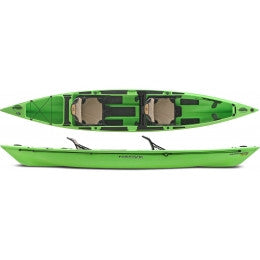 Ultimate FX 15 Tandem Kayak  Kayaks Native Watercraft - Hook 1 Outfitters/Kayak Fishing Gear