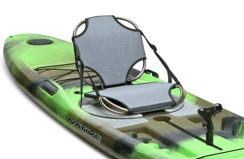 Versa Board Swivel Seat  Seats, Covers and Accessories kayakfishinggear - Hook 1 Outfitters/Kayak Fishing Gear