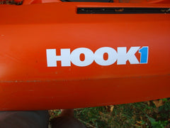 "HOOK 1 Sticker - 7.5"" X 1.5"""