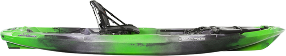 ATAK 120 SONAR Kayaks Wilderness Systems - Hook 1 Outfitters/Kayak Fishing Gear