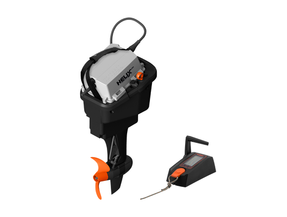Helix MD™ Motor Drive  Electric Motors Wilderness Systems - Hook 1 Outfitters/Kayak Fishing Gear