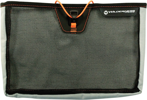 Mesh Storage Sleeve - Tackle Box  Kayak Accessories Wilderness Systems - Hook 1 Outfitters/Kayak Fishing Gear