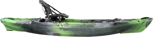 WILDERNESS SYSTEMS RADAR 115 SONAR Kayaks Wilderness Systems - Hook 1 Outfitters/Kayak Fishing Gear