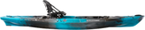 RADAR 135 MIDNIGHT Kayaks Wilderness Systems - Hook 1 Outfitters/Kayak Fishing Gear